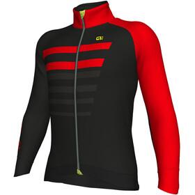 Alé Cycling Piuma Jacket Men Black-Red